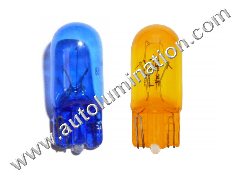 Xenon Bulb Instrument Panel Gauge Colored Led Bulbs Lights Lamps