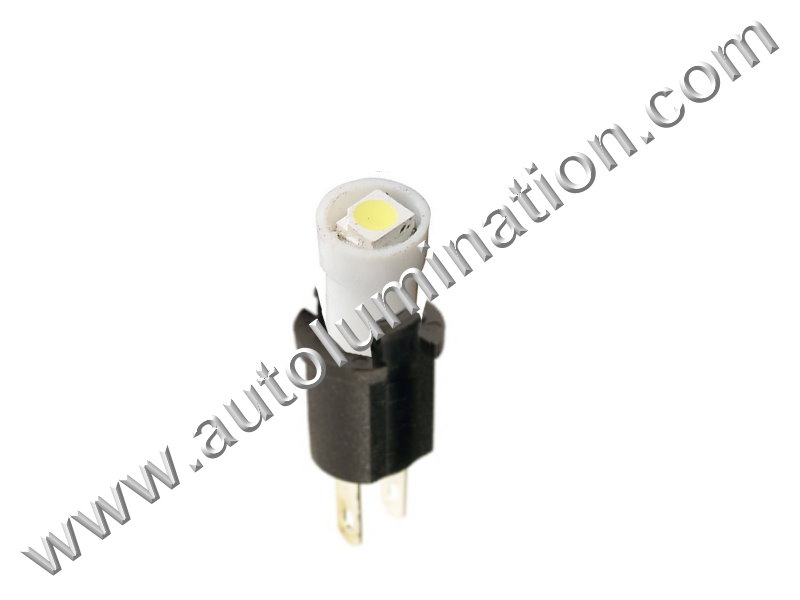 Snap In Place Neowedge Snap In SMD 1led 3528 Instrument Panel Gauge Colored Led Bulbs Lights Lamps