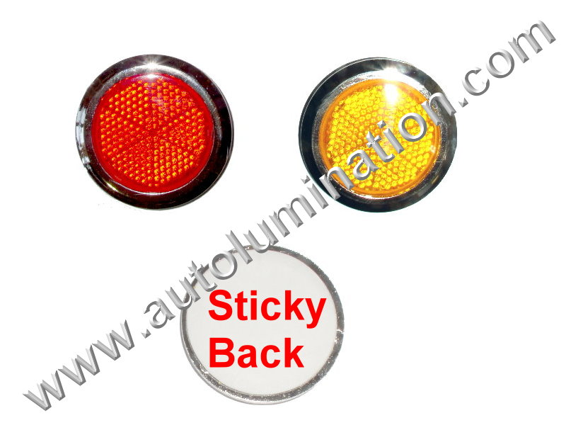 Marker Reflector Instrument Panel Gauge Colored Led Bulbs Lights Lamps