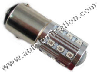 22 Led Bay15d Base Replaces 352 1154 1130 1493 888 Ba15s Base 1680 1129 1619 87 Tail Light Turn Signal Bulb