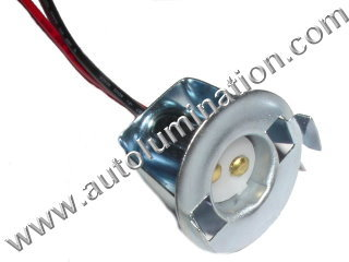 P21/4W 1157 1016 1034 1076 1130 1154 1158 1493 2057 2357 2397 7528 Pigtail Wiring Connector Socket