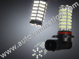 9040 9140 9145 H10 PY20D Right Angle 120 Led Headlight Bulb Running Fog Light