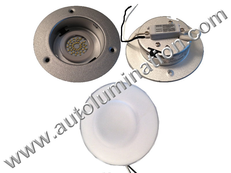 480 lumen Overhead Dome Light Map Interior Truck RV Led Light Fixture