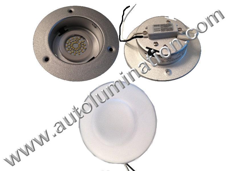480 Lumen Overhead Dome Light Map Interior Truck Rv Led Fixture