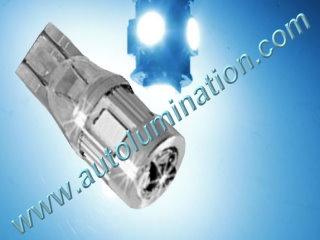 194 168 161 W5W 2825 2886X 7 Watt Osram Cree Led Side Marker License Plate Bulb