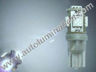 194 161 168 158 W5W 2825 8000K White Led Bulb