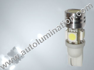 194 168 161 W5W 2825 2886X Led Side Marker License Plate Bulb