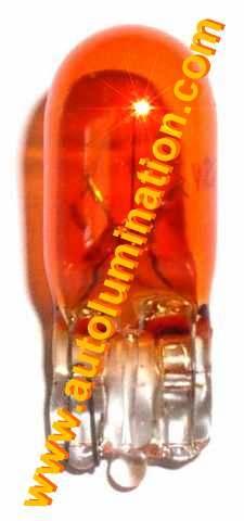 147 259 285 447 555 6 Volt Incandescent Pinball Bulb Amber