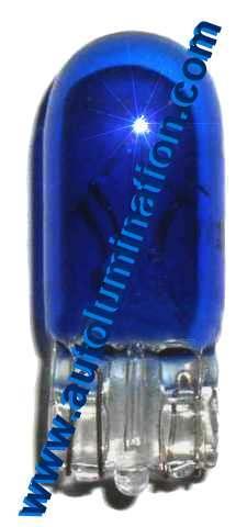147 259 285 447 555 6 Volt Incandescent Blue Pinball Bulb