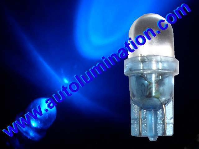 147 259 285 447 555 Bulb Blue LED 6 Volt Pinball