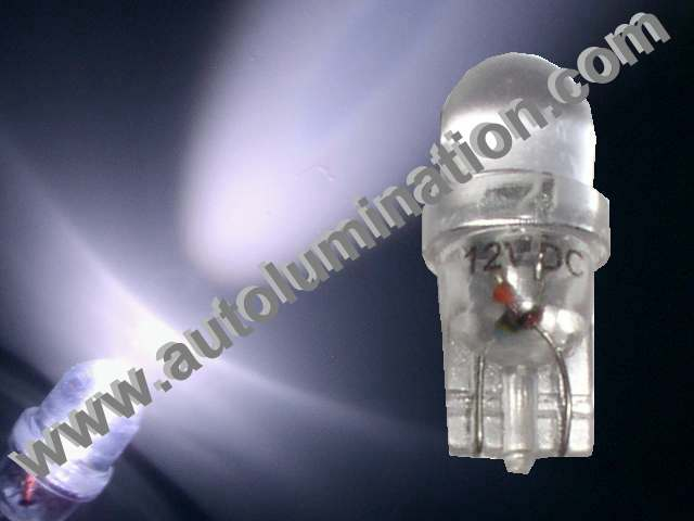 147 259 285 447 555 Bulb Cool White LED 6 Volt Pinball
