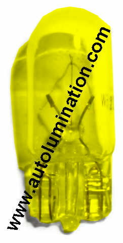 147 259 285 447 555 6 Volt Incandescent Pinball Bulb Yellow