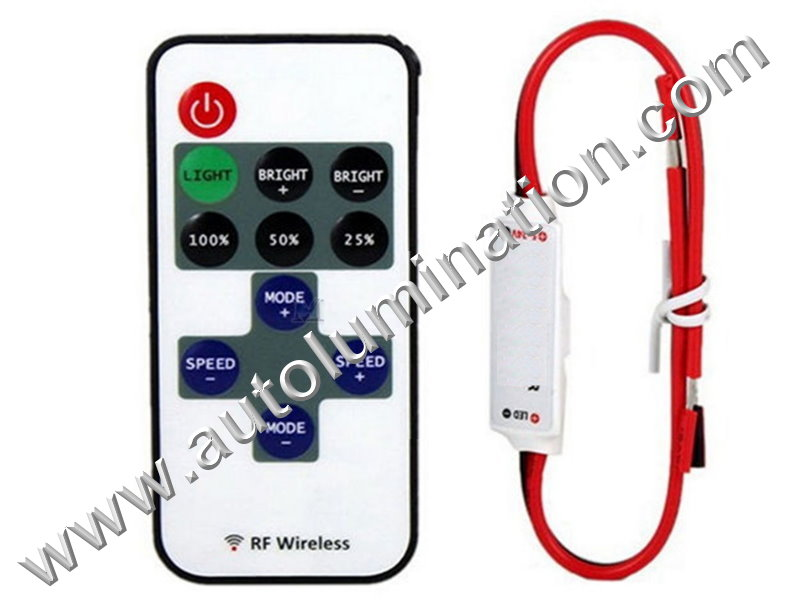 WIFI 12-24v 1 Channel Remote Control Switch