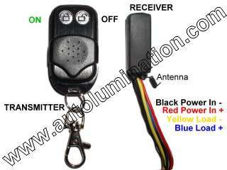 Miniature 12 Volt Remote Control Switches Autolumination