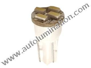 24 T6.5 T6-1.2 T2-1/4 4LED 3015 Bulbs led bulbs