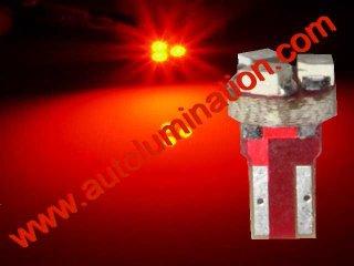 24 T6.5 T6-1.2 T2-1/4 3LED 3528 Bulbs Matrix Red led bulbs