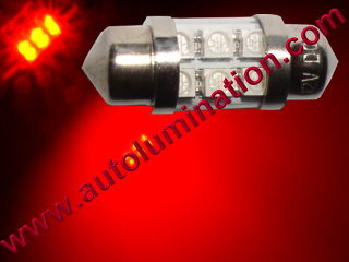 29mm festoon 3022 Led