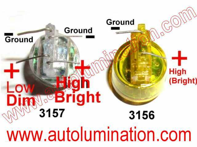 3157 3156 wiring autolumination 3156 3157 4157 selection, troubleshooting and LED Lights AC Wiring-Diagram at highcare.asia