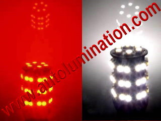 3157 combination red white Switchback led bulb