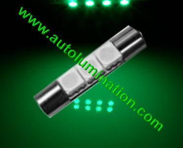 6612F L7065 7065 Led Vanity Bulb Green Fuse