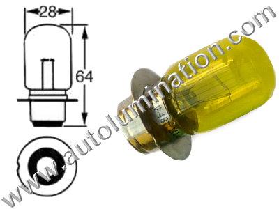 SLR576, WFT576, SFT576, GLB323, GLB185, LLB323, 323, 12012 S, 323, P36S, P22S, P323 Lucas, Phillips, Leuci, 12v, 45w, 48w, Spot, Fog Lamp Bulb, Triumph, Norton, Matchless, Volvo, Fiat, Alph Romeo, British Pre Focus, BPF, Yellow Spot & Fog Lamp Bulb