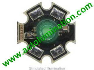 Luxeon Led 3 Watt High Powered Star Cree Green