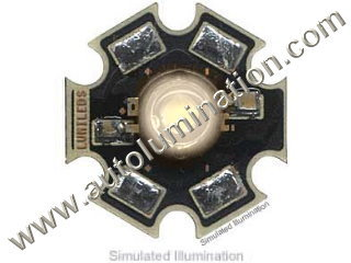 Luxeon Led 3 Watt High Powered Star Cree Warm White