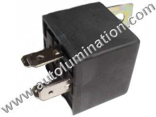 Relay for HID Bulb Ballast