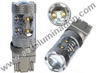 7443 7444 W21 5W 7440 W21W WY21W 7441 Osram Cree 50 Watt Led Bulb