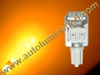 74 37 2721 T5 Samsung led bulbs LED Bulbs Amber