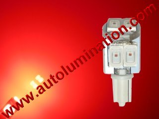 74 37 2721 T5 Samsung led bulbs LED Bulbs Red