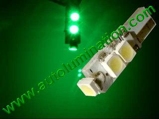 74 37 2721 T5 3528 Matrix Green led bulbs LED Bulbs