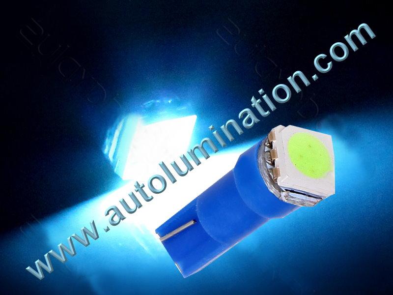 74 73 T5 2721 Samsung LED Bulbs Ice Blue