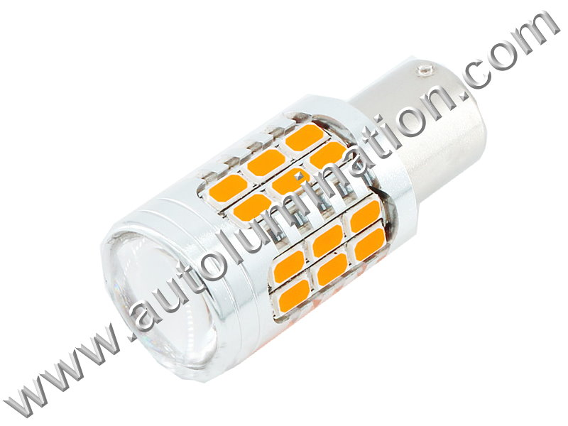 No Hyper flash 7507 PY21W Bau15s Tail Light Turn Signal Bulb