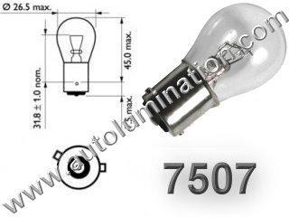 7507 bau15s Bulb