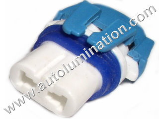 H12 PZ20d 9040 9045 9055 Female Headlight Socket Connector Pigtail