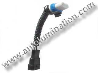9005 P20d HB3A Ceramic Male to Female  Headlight Socket Pigtail Connector
