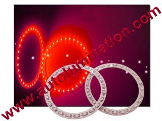LED Angel Eyes Halo Rings light Lamp Car Inverter Ballast Head Lights, Fog Lights, Foglights Tail Lights