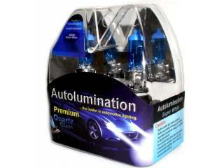 Super White 6000K Xenon Bulbs