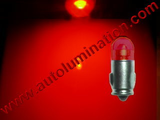 Ba7s 3898 327 328 330 338 345 367 Red Porche Instrument Panel Led Bulbs