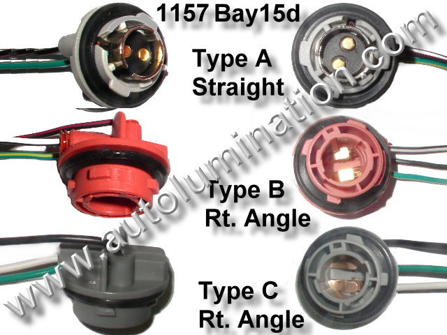 bay15d_bayonet_plastic_wm 1157 2057 7528 2357 bulb connectors tail light turn signal parking 1157 wiring diagram at virtualis.co