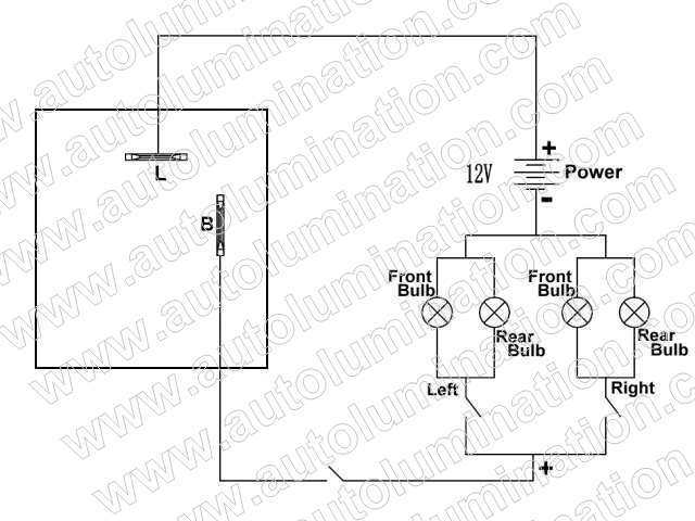 EL12 Led Flasher Wiring Diagram