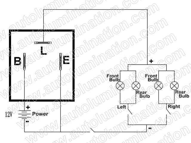 led flasher wiring wiring diagram third levelled flashers, electronic flashers, led protectors \u0026 load equalizers 3 wire led flasher led flasher wiring