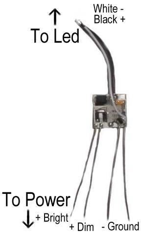super high powered leds \u0026 components autolumination  chanzon led driver 600ma (constant