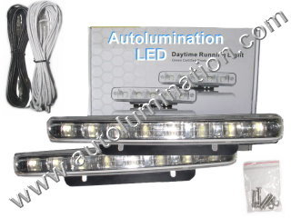 9 Led Led DRL Daytime Running Light