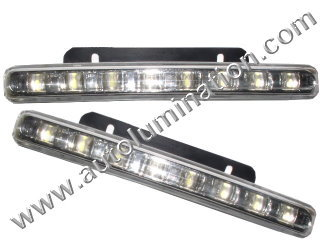 8 Led DRL Daytime Running Light