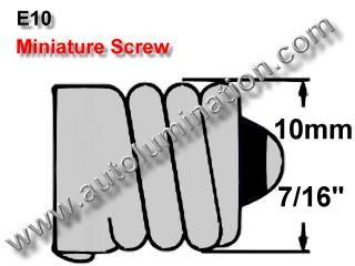 E10 Screw Base