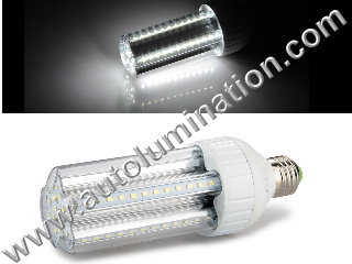 E27 Led 15 Watt 1500Lumen 2835 72 led Watt Light Bulb 6500K Cool White