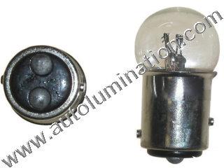 Bay15d Lucas B-1007 B1007 Harley Davidson LLB1072 LLB 1074 Small Globe 6v 21/3 w G6 6 volt BULBS 21/3w 6volt STOP TAIL  Rear lamps