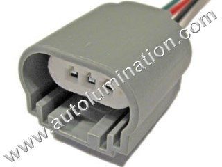 h13_male_wm automotive car truck light bulb connectors sockets wiring Male Female Gasket at suagrazia.org